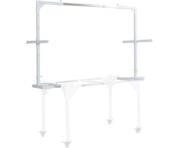 AA 2x4' Light Rack w/Trellis Bar
