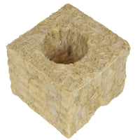 "GRODAN GRO-BLOCKS Delta 4,  Small 3"" with Holes"