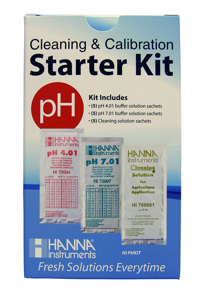 Solution Starter Kit (PH & Cleaning)