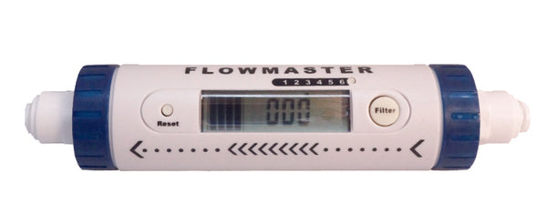 "1/4"" Flowmaster Ultra Low Flow Model"