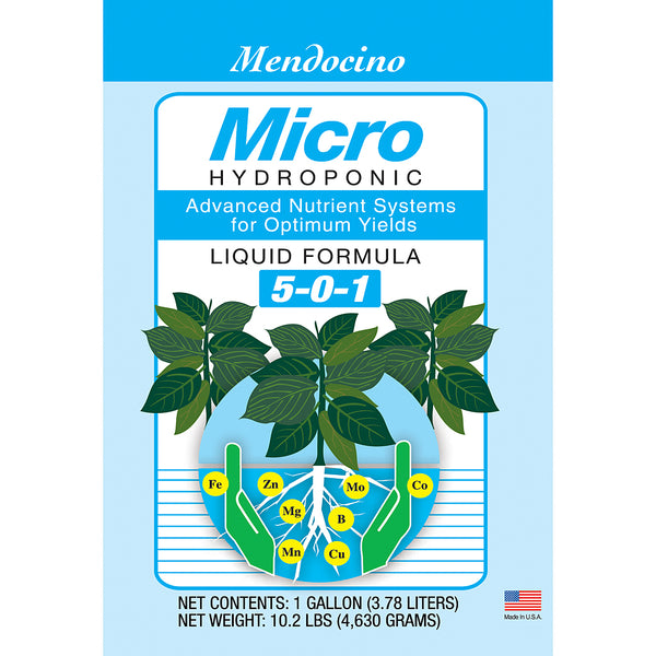 Grow More Mendocino Micro Hydroponic, gal