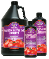 16oz Vegetable & Fruit Yield Enhancer