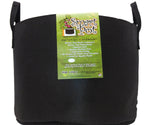 SPO Smart Pot 25 Gal Blk w/Handles