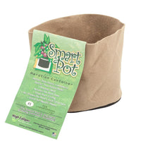 "1 Gal Smart Pot 7x6"" TAN"