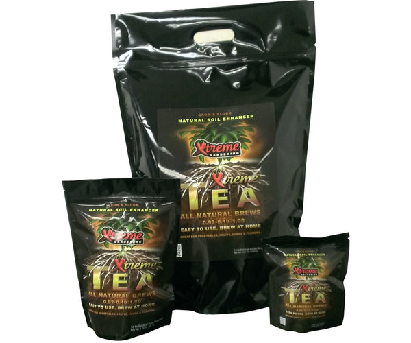 Xtreme Tea Brews 14ct, 500g 2.5 Gal