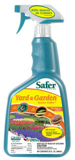 Yard and Garden Insect Killer, 32oz