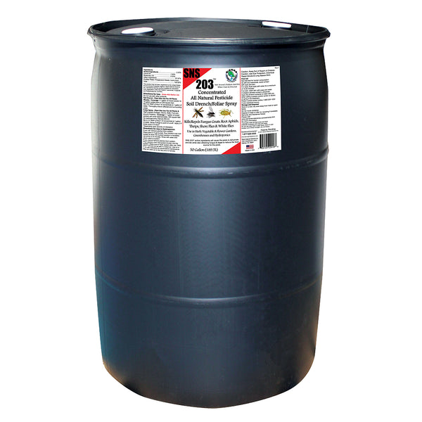 SNS 203 Pesticide Concentrate, 50 gal (SO Only)