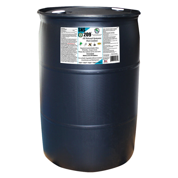 SNS 209 Systemic Pest Control Concentrate, 50 gal (SO Only)
