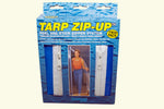 Tarp Zip Up Blue Twin Pack