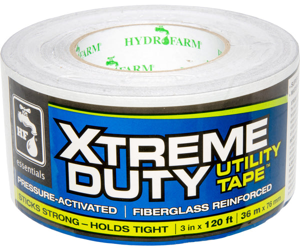 Xtreme Duty Utility Tape, 3 in. x 120 ft.
