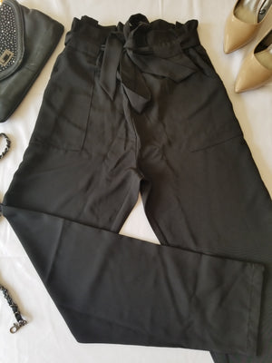 High Waist Trouser Pants