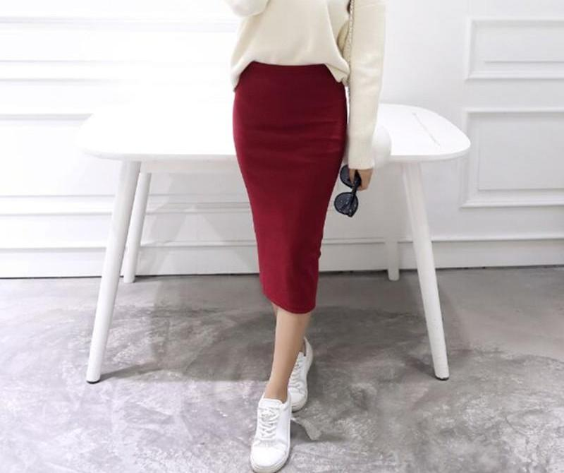 Chic Pencil Skirts