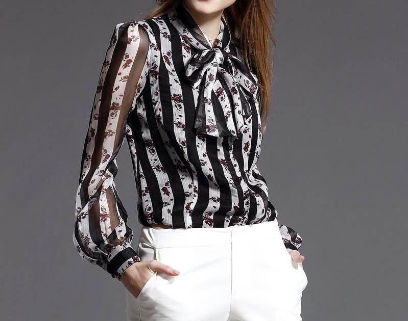 Printed Floral Body Blouse