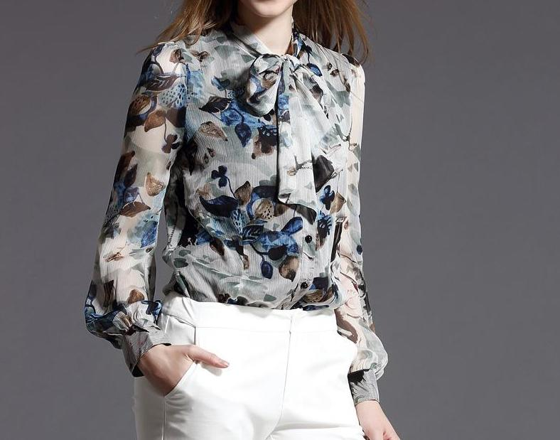 Floral Body Blouse