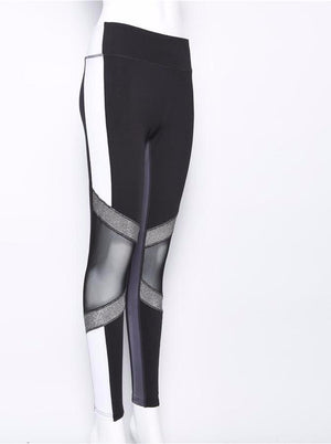 High Waist Slim Fitness Leggings