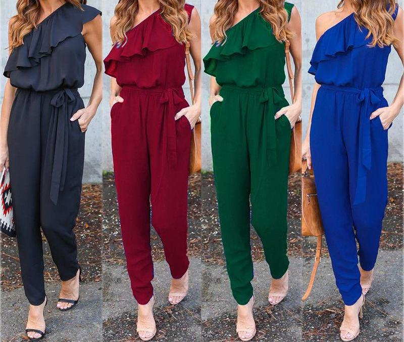 Trouser Jumpsuit