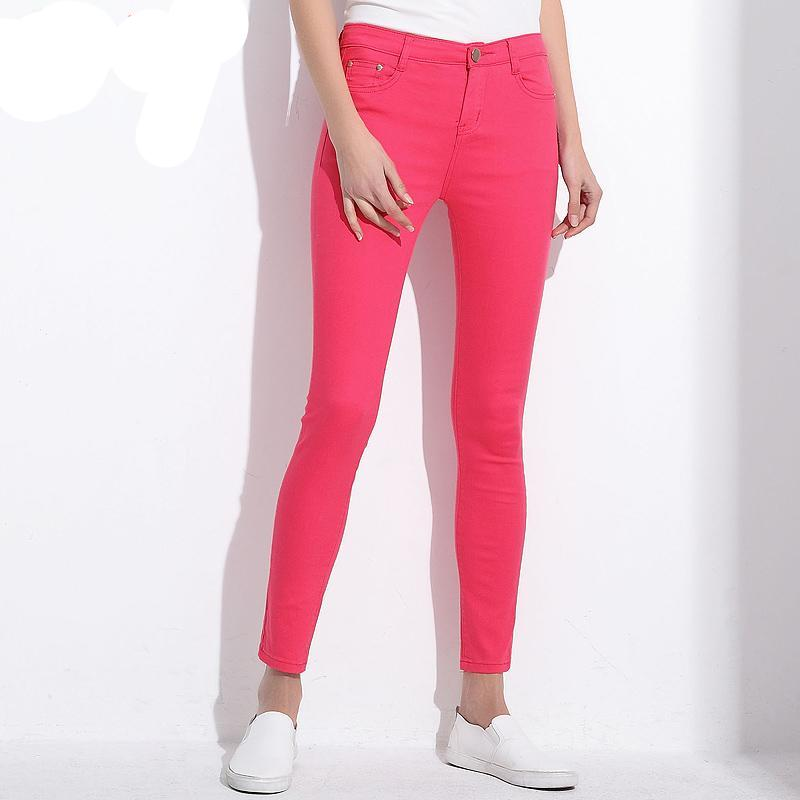 Slim Pencil Ladies Jean