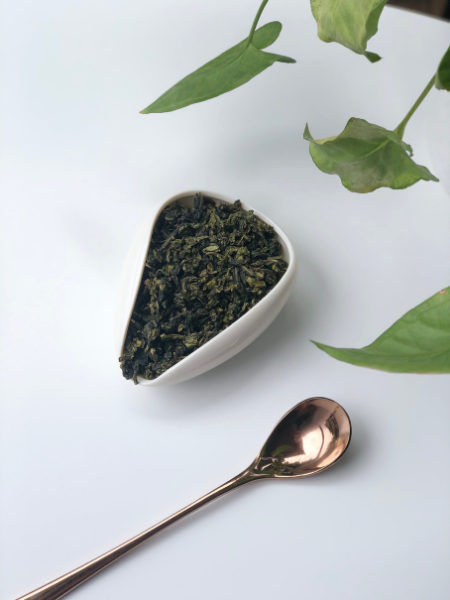 OOLONG TEA: Tie Guan Yin 'Iron Goddess of Mercy', Taiwan