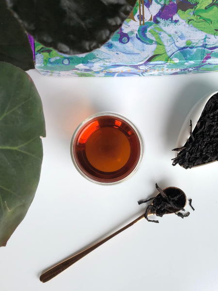 OOLONG TEA: Cassia oolong, 'Roi Gui', China