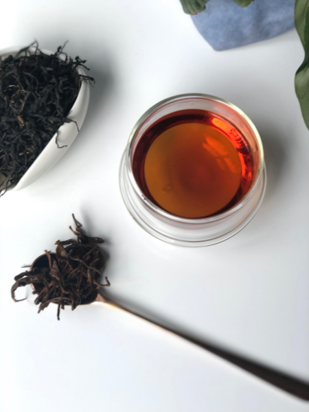 BLACK TEA: Latumoni Summer Wild Bold, India