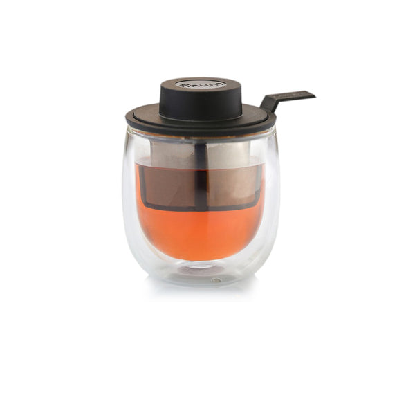 Tea glass infuser