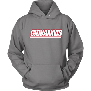 Giovannis NY Style Hoodie