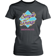 Simple Things Brewing Co Womens Tee