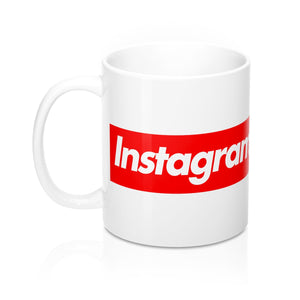 Supremegram Small Design Mug