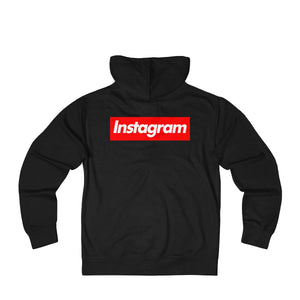 Supremegram French Terry Zip Hoodie