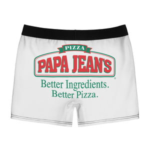 Papa Jean's Men's Boxer Briefs