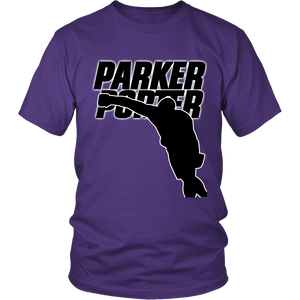 Parker Porter Unisex Shirt - Shadow Boxing