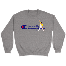 We are the Champions Freddie Mercury Pullover