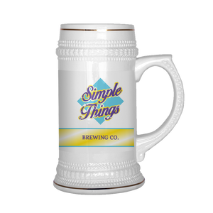 Simple Things Brewing Co Beer Stein