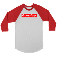 Quite Possibly Supreme Being Raglan