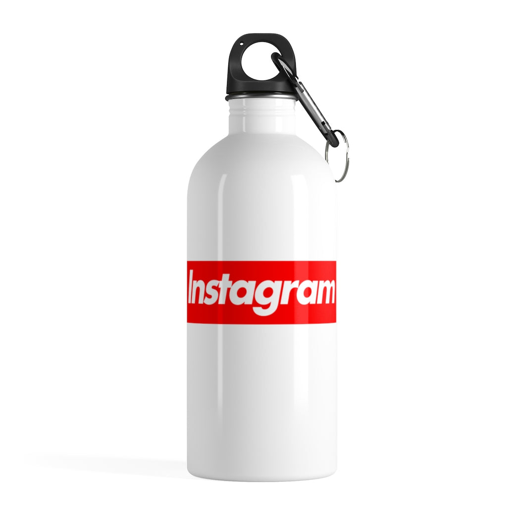 Supremegram Stainless Steel Water Bottle