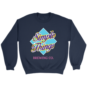 Simple Things Brewing Co Crewneck Sweatshirt