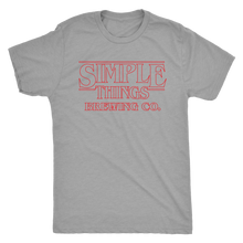Simple Things Brewing Co Triblend Tee