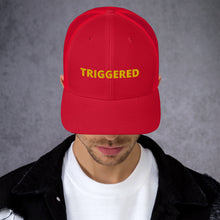 Triggered Curved Bill Trucker Cap