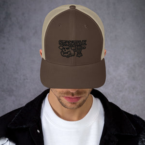 Stay True - Suicide King Trucker Cap