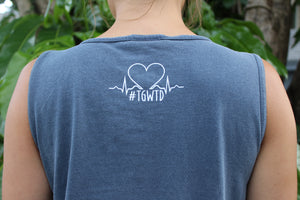 LOVE is LOVE Unisex Comfort Colors Tank