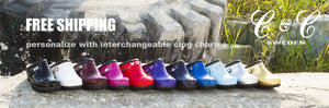 C & C Sweden Clogs Pre-Order (Ships out in 3 Weeks)