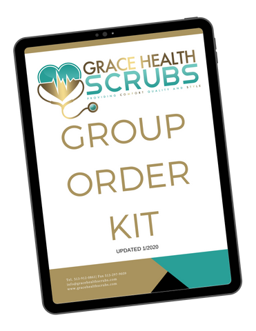 Grace Health Scrubs
