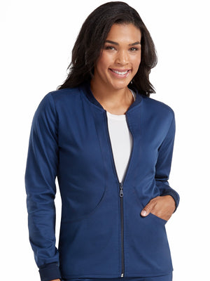ZIP FRONT WARM UP - Grace Health Scrubs, LLC
