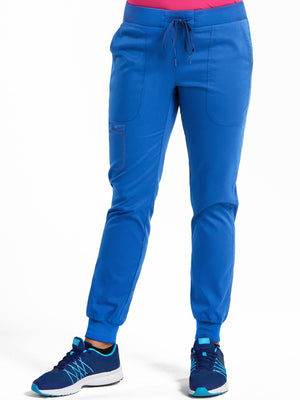 7710 JOGGER YOGA PANT ROYAL BLUE