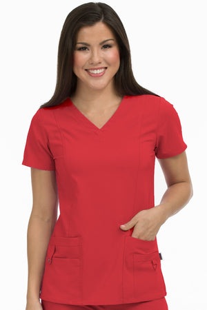 V-Neck In-Motion Classic Top Regular (Royal In stock only)