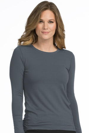 Performance Knit Tee-Light Colors - Grace Health Scrubs, LLC