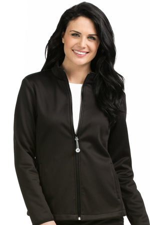 Bonded Fleece Med Tech Jacket Regular