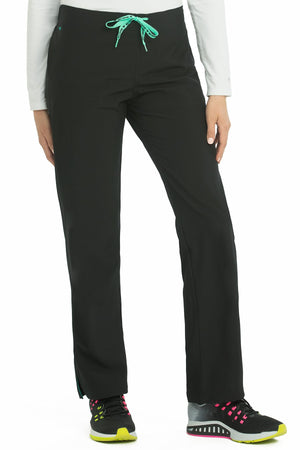 Classic 3-Pocket Grace Pant Regular BLACK