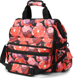 Ultimate Nursing Bag-Poppies-Nurse Mates