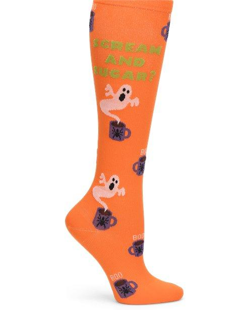 Nurse Mates Compression Sock - Scream & Sugar
